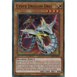 Yugioh - Cyber Dragon Drei  (C) [LEDD]