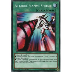 Yugioh - Attaque Flamme Spirale  (C) [LEDD]