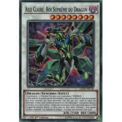 Yugioh - Aile Claire, Roi Suprême du Dragon  (C) [LEDD]