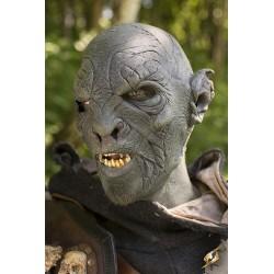 Masque - Orc Bestial Vert foncé