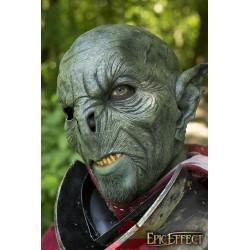 Masque - Orc Feral Vert