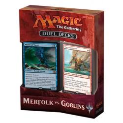 Duel Decks : Merfolks vs Goblins