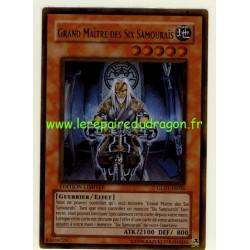 Grand Maître des Six Samouraïs (GOLD)