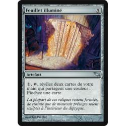 Artefact - Feuillet illuminé (U)