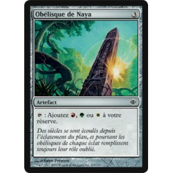 Artefact - Obélisque de Naya