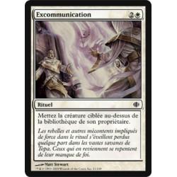 Blanc - Excommunication