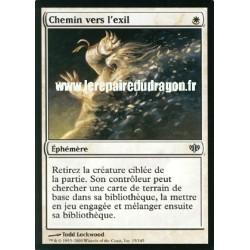 Blanche - Chemin Vers l'Exil (U)