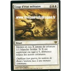 Blanche - Coup d'Etat Militaire (R)