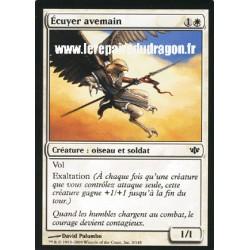 Blanche - Ecuyer Avemain (C)