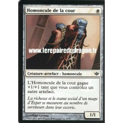 Blanche - Homoncule de la Cour (C)