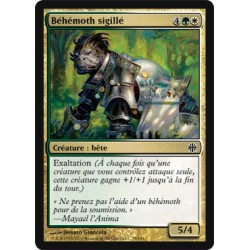 Or - Behemoth Sigillé (C)