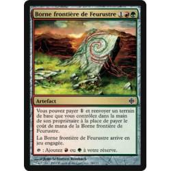 Or - Borne Frontière de Feurustre (C)