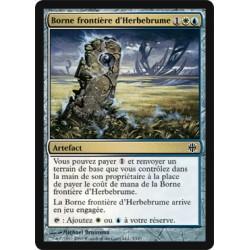 Or - Borne Frontière d'Herbebrume (C)