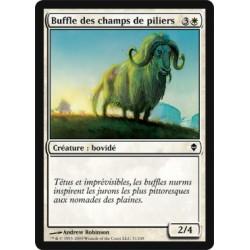Blanche - Buffle Champs des Pilliers (C)