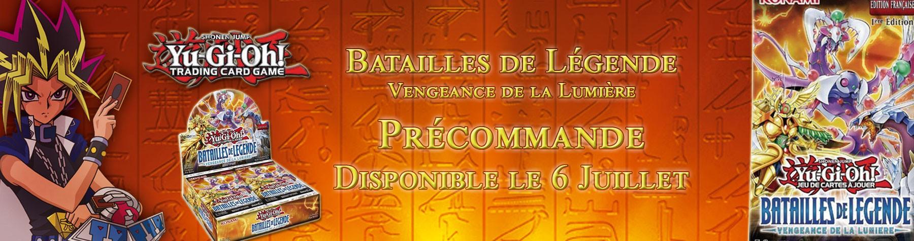 Batailles de Légende !