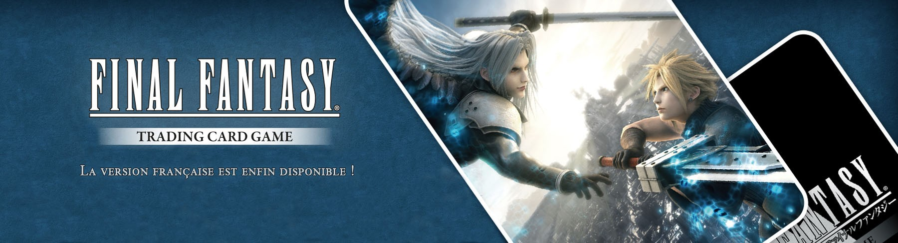 Final Fantasy arrive en version française !