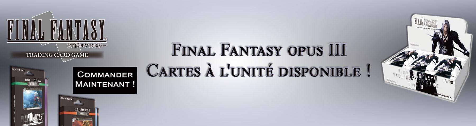 Final Fantasy Opus 3