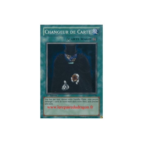 Changeur de Cartes (SR)