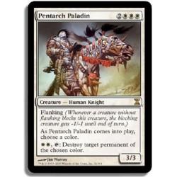 Blanche - Paladin pentarque (R)