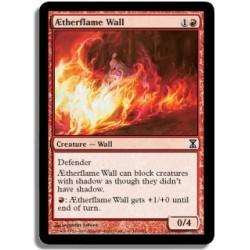 Rouge - Mur de flammes æthériques (C)