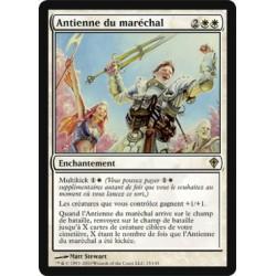 Blanche - Antienne du maréchal (R)