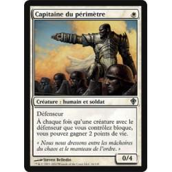 Blanche - Capitaine du périmètre (U)