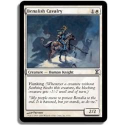 Blanche - Cavalerie bénaliane (C)