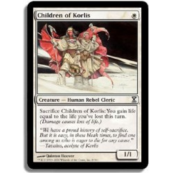 Blanche - Enfants de Korlis (C)