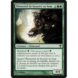 Verte - Elémental de bruyère au loup (R)