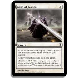 Blanche - Regard de la justice (C)