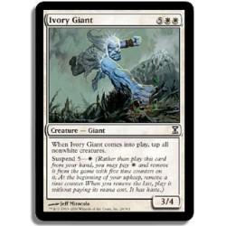Blanche - Géant d'ivoire (C)