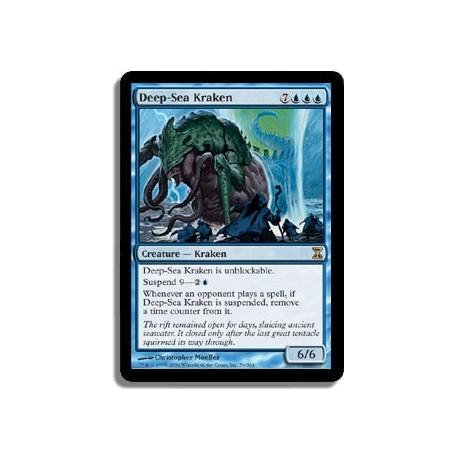 Bleue - Kraken des abîmes (R)