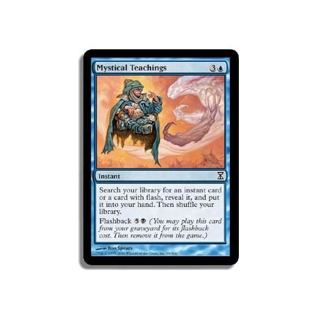 Bleue - Enseignements mystiques (C)