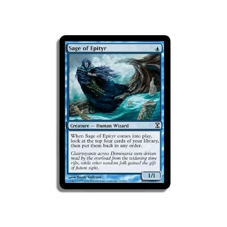 Bleue - Sage d'Epityr (C)