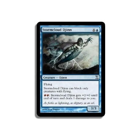 Bleue - Djinn des nuées de tempête (U)