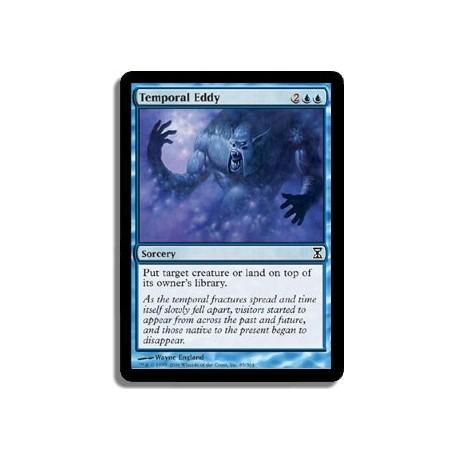 Bleue - Remous temporels (C)