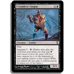 Noire - Cadavre corpulent (C)
