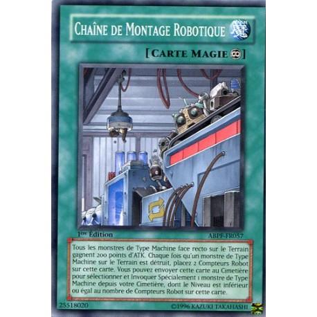Chaîne de Montage Robotique (C)