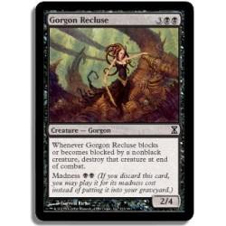 Noire - Gorgone recluse (C)