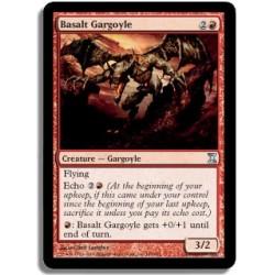 Rouge - Gargouille de basalt (U)