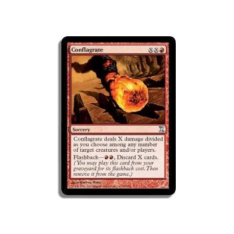 Rouge - Conflagration (U)