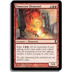 Rouge - Elémental au cœur de feu (C)