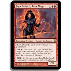 Rouge - Jaya Ballard, mage de force (R)