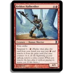 Rouge - Hallebardier kelde (C)