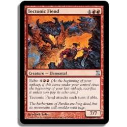 Rouge - Fielleux tectonique (U)
