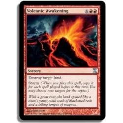 Rouge - Eveil volcanique (U)