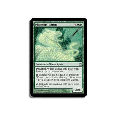 Verte - Guivre fantomatique (U)