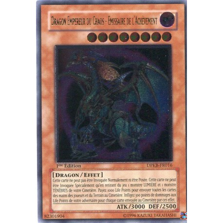 Dragon Empereur Chaos Emissaire Achèvement (ULT)