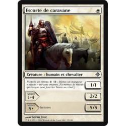 Blanche - Escorte de caravane (C)