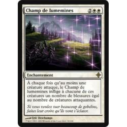 Blanche - Champ de lumemines (R)